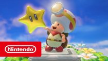 Captain Toad: Treasure Tracker - Trailer di gameplay