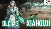 Dynasty Warriors 9 - Il trailer del DLC 3, Xiahouji