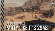 "Star Citizen - Videodiario ""Around the Verse"" sul Group System"