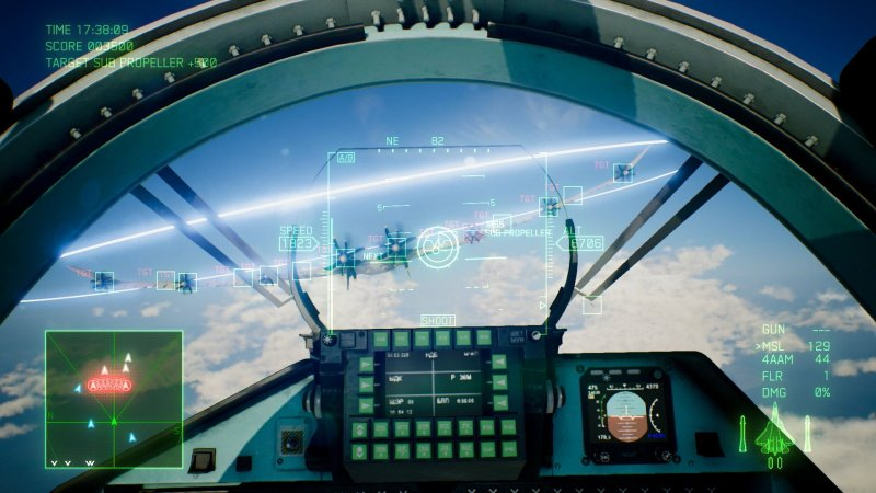 Ace Combat 7 Skies Unknown 30