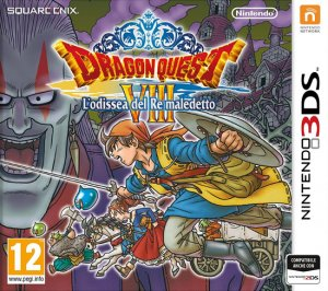 Dragon Quest VIII: L'Odissea del Re Maledetto per Nintendo 3DS