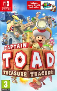 Captain Toad: Treasure Tracker per Nintendo Switch