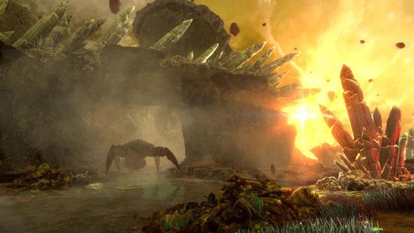 Black Mesa Xen 1