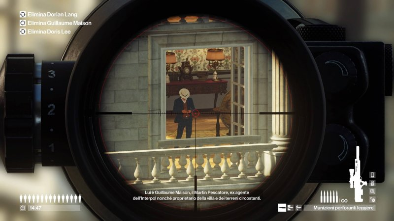 Hitman Sniper Assassin 3