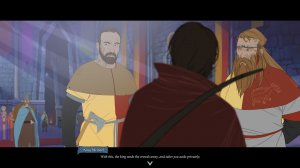 The Banner Saga 3 per PlayStation 4