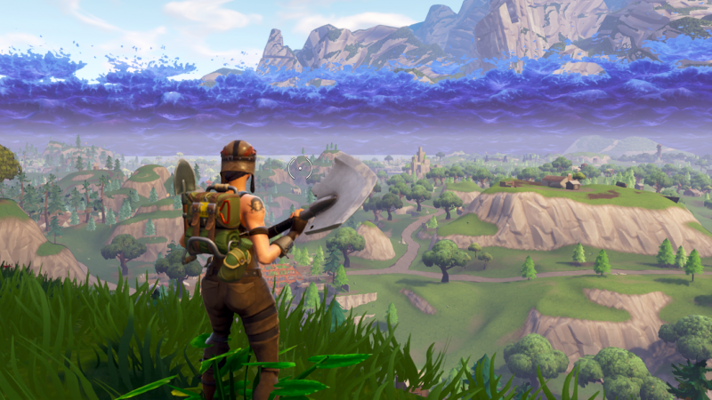 Fortnite Panorama