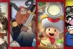 I giochi per Nintendo Switch e 3DS di luglio - Rubrica