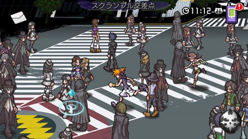 The World Ends With You Final Remix 00038