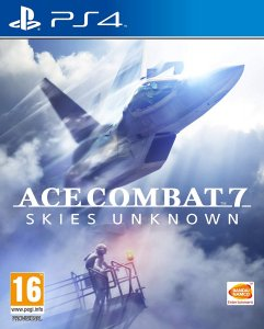 Ace Combat 7: Skies Unknown per PlayStation 4