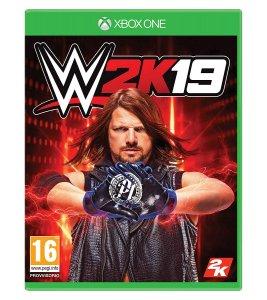 WWE 2K19 per Xbox One