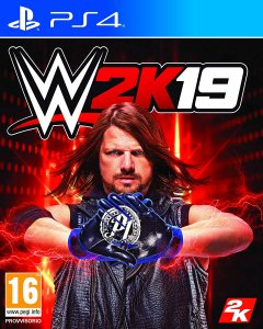 WWE 2K19 per PlayStation 4