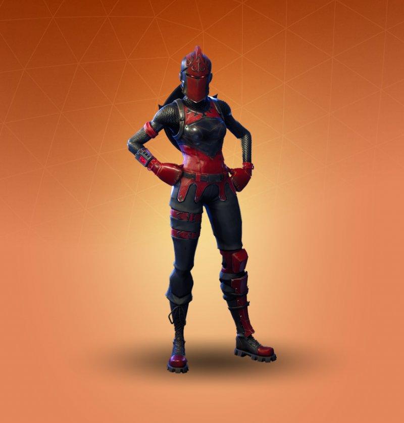 Fortnite Cavaliere Rosso 2