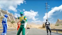 Final Fantasy XV: Go Go Power Rangers! - Sala Giochi