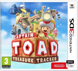 Captain Toad: Treasure Tracker per Nintendo 3DS