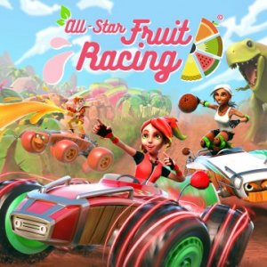 All-Star Fruit Racing per PlayStation 4