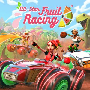 All-Star Fruit Racing per Nintendo Switch