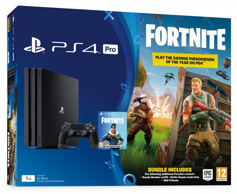 Fortnite Ps4 Bundle 1