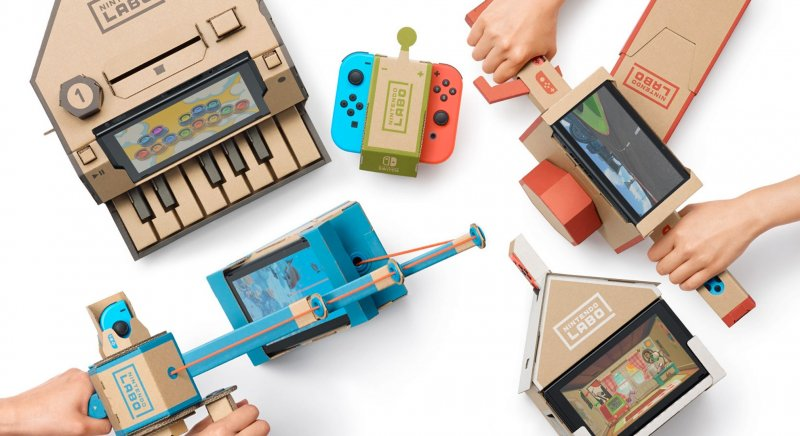 Nintendo Labo Variety Kit Review 25Sc
