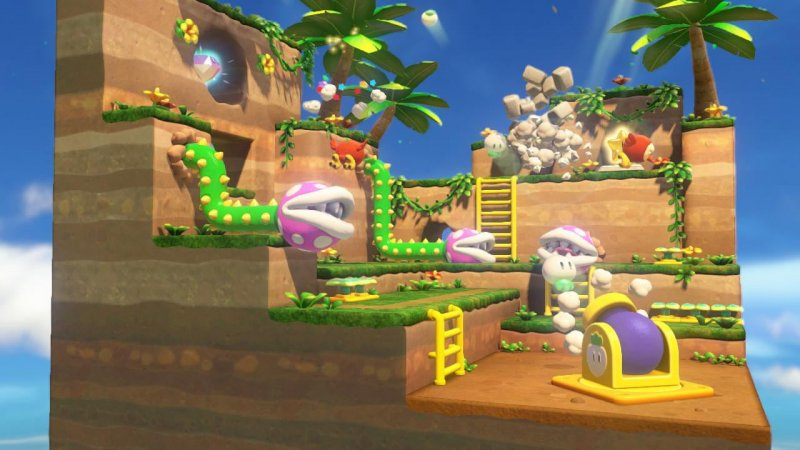 Captain Toad Treasure Tracker Screenshot 9