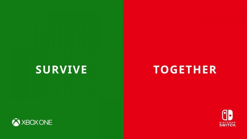 Microsoft Nintendo Cross Play