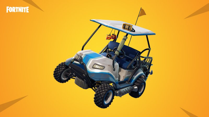 Fortnite Stagione5 Kart