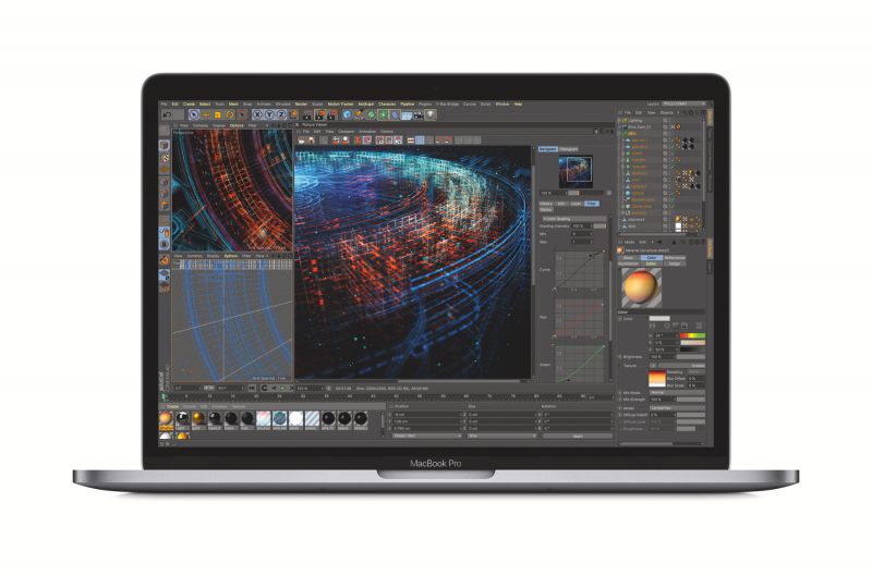 Mbp 3D Rendering Performance 13 Print