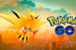 Pokémon GO, Zapdos Day: data, ora e tutto quello che dovete sapere - Notizia