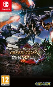 Monster Hunter Generations Ultimate per Nintendo Switch