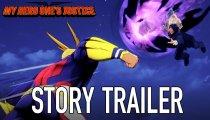 My Hero One's Justice - Il trailer della storia