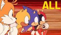 Sonic Mania Adventures - La serie completa