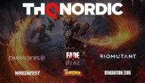 THQ Nordic - Trailer della line-up per la Gamescom 2018