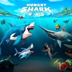 Hungry Shark World per PlayStation 4