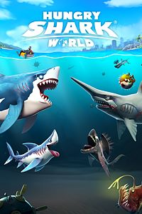 Hungry Shark World per Xbox One