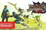 Monster Hunter Generations Ultimate, nuovo trailer conferma collaborazione con The Legend of Zelda: Breath of the Wild - Notizia