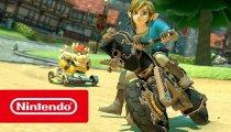 Mario Kart 8 Deluxe - Trailer dell'aggiornamento dedicato a The Legend of Zelda: Breath of the Wild