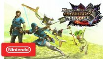 Monster Hunter Generations Ultimate - Trailer della collaborazione con The Legend of Zelda: Breath of the Wild
