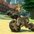 Mario Kart 8 Deluxe, disponibile l'aggiornamento dedicato a The Legend of Zelda: Breath of the Wild