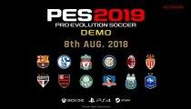 PES 2019 - Demo Trailer