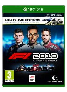 F1 2018 per Xbox One
