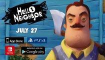 Hello Neighbor - Il teaser delle versioni iOS, PS4, Switch e Android