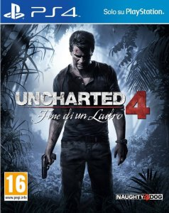 Uncharted 4: Fine di un Ladro per PlayStation 4