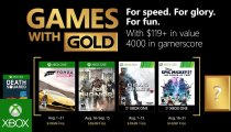 Games with Gold - Trailer dei titoli di agosto 2018