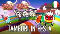 Taiko no Tatsujin - Tamburi in festa trailer