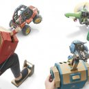 Nintendo Labo - Kit Veicoli annunciato con data d'uscita