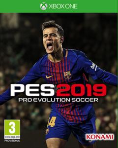 Pro Evolution Soccer 2019 (PES 2019) per Xbox One