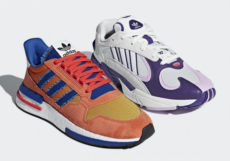 Adidas incontra Dragon Ball, ecco le prime sneakers dedicate