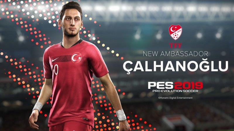 Pes 2019 Turkish Super Lig