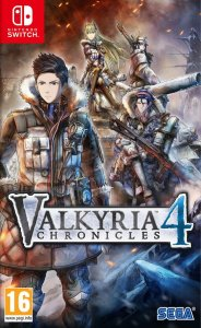 Valkyria Chronicles 4 per Nintendo Switch