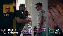We are alright - Il trailer ufficiale