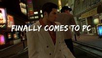 Yakuza 0 - Trailer di lancio per la versione PC